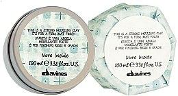 Parfumuri și produse cosmetice Argilă pentru păr - Davines More Inside Strong Moulding Clay