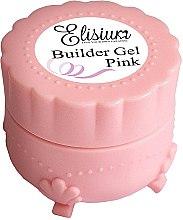 Parfumuri și produse cosmetice Gel de unghii - Elisium Builder Gel Pink
