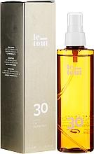 Parfumuri și produse cosmetice Ulei-uscat cu protecție solară pentru corp - Le Tout Dry Oil Protect SPF30