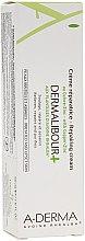 Parfumuri și produse cosmetice Cremă antibacteriană cu extract de ovăz - A-Derma Dermalibour+ Creme