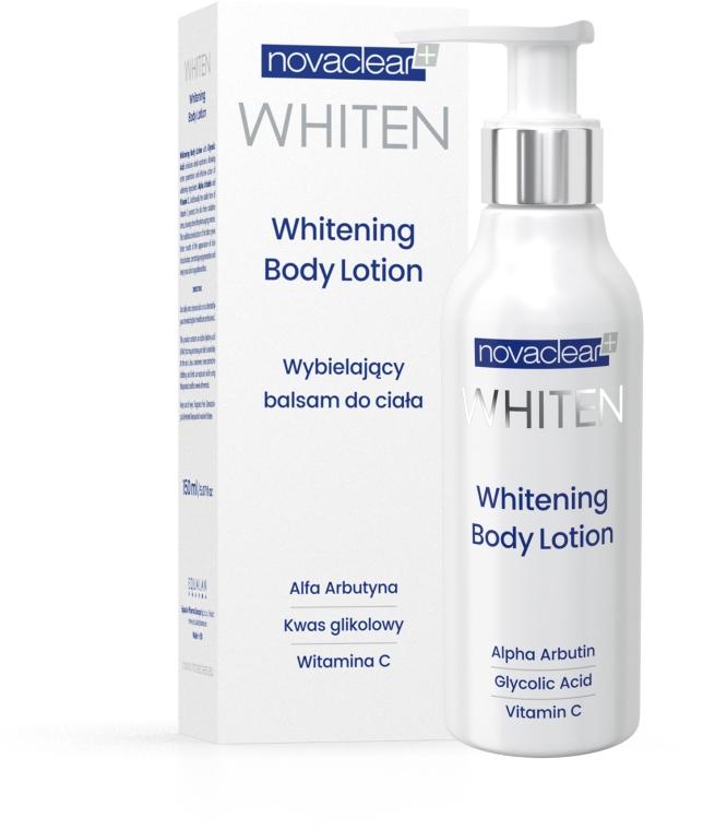 Loțiune de corp - Novaclear Whiten Whitening Body Lotion — Imagine N1