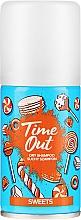 Parfumuri și produse cosmetice Șampon uscat pentru păr - Time Out Dry Shampoo Sweets