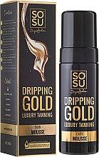 Parfumuri și produse cosmetice Autobronzant pentru corp - Sosu by SJ Dripping Gold Luxury Tanning Mousse