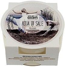 Parfumuri și produse cosmetice Lumânare aromată - House of Glam Aqua Di Sale Candle (mini)