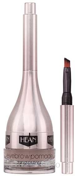 Pomadă pentru sprâncene - Hean Longlasting Eyebrow Pomade — Imagine 100 - Blond Brown