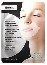 Parfumuri și produse cosmetice Mască pentru buze - Timeless Truth Mask Anti-Aging Bio-Cellulose Mouth Mask