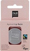 "Parfumuri și produse cosmetice Balsam de buze ""Caise"" - Fair Squared Lip Balm Apricot"