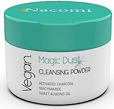 Parfumuri și produse cosmetice Pulbere de curățare pentru ten problematic - Nacomi Face Cleansing & Detoxifying Powder Magic Dust