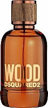 Parfumuri și produse cosmetice Dsquared2 Wood Pour Homme - Apă de toaletă (tester cu capac)