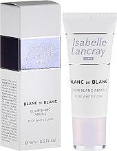 Parfumuri și produse cosmetice Ser iluminator - Isabelle Lancray Blanc De Blanc Pure White Elixir