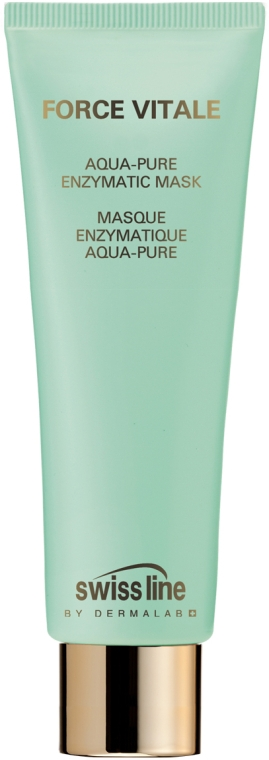 Mască de față - Swiss Line Force Vitale Aqua-Pure Enzymatic Mask — Imagine N1