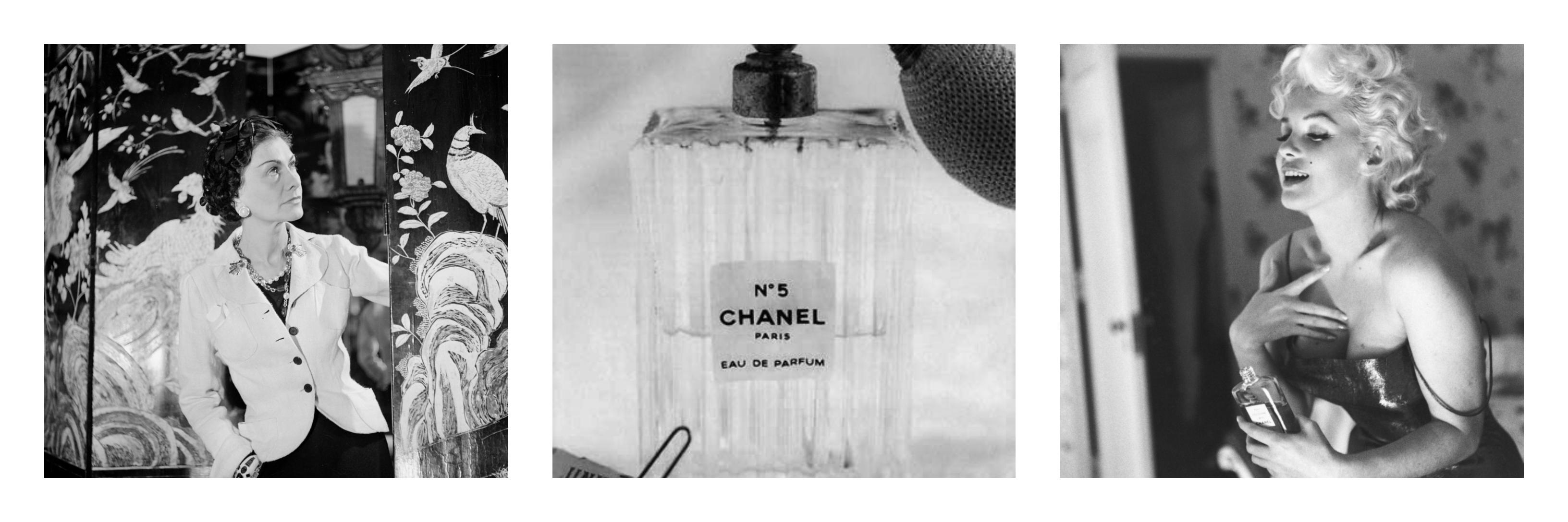 Istoria în fețe: celebrități în publicitatea Chanel №5
