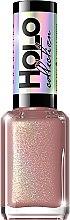 Parfumuri și produse cosmetice Lac de unghii - Eveline Holo Collection Nail Polish