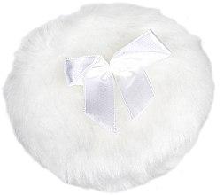 Parfumuri și produse cosmetice Puf pentru pudră - Sefiros Large Powder Puff