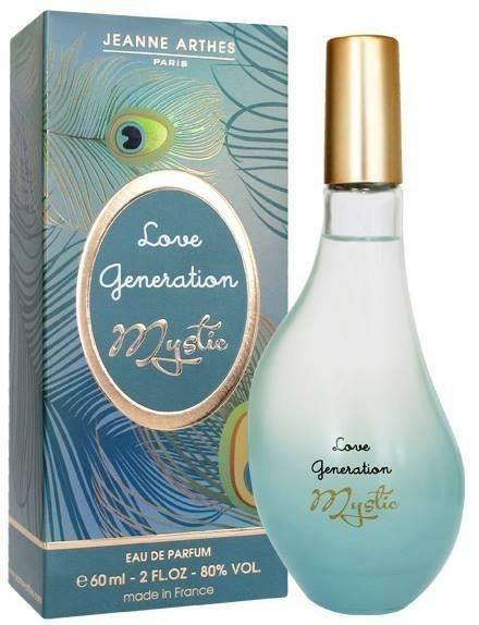 Jeanne Arthes Love Generation Mystic - Apă de parfum