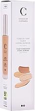 Parfumuri și produse cosmetice Fond de ten fluid - Couleur Caramel Fond De Teint Fluide Hydra Jeunesse