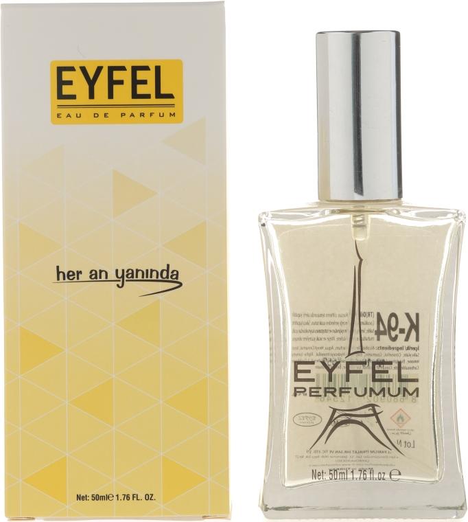 Eyfel Perfume K-94 - Apă de parfum