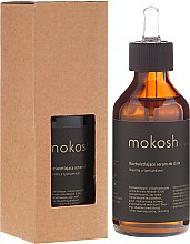 "Parfumuri și produse cosmetice Ser pentru corp ""Vanilie și cimbru"" - Mokosh Illuminating Body Serum Vanilla & Thyme"