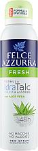 Parfumuri și produse cosmetice Deodorant - Felce Azzurra Deo Deo Spray Fresh