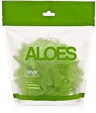 Parfumuri și produse cosmetice Burete de baie - Suavipiel Aloes Sense Sponge