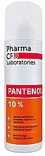 Parfumuri și produse cosmetice Spumă de corp - Pharma CF Pantenol