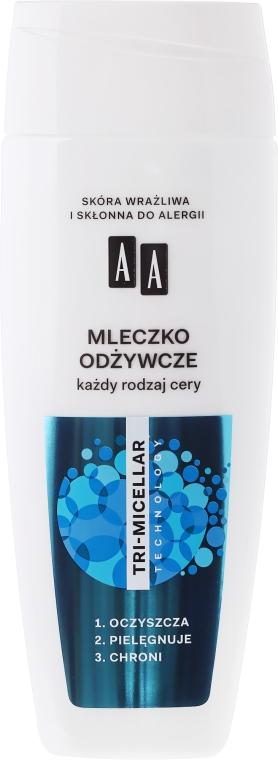 Lapte pentru față - AA Cosmetics Tri-Micellar — Imagine N1