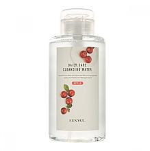 Parfumuri și produse cosmetice Apă micelară cu extract de mere - Eunyul Daily Care Cleansing Water Apple