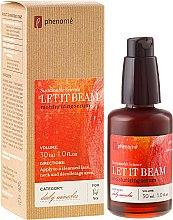 Parfumuri și produse cosmetice Ser pentru față - Phenome Sustainable Science Let It Beam Moisturizing Serum