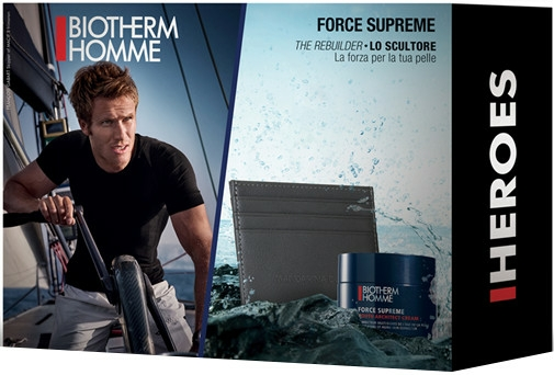 Set - Biotherm Homme Force Supreme (cr/50ml + accesories) — Imagine N1