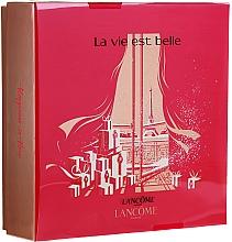 Parfumuri și produse cosmetice Lancome La Vie Est Belle - Set (edp/75ml + edp/4ml + b/lot/50ml)