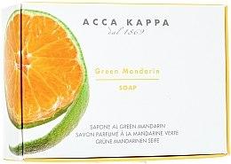 Parfumuri și produse cosmetice Săpun - Acca Kappa Green Mandarin Toilet Soap