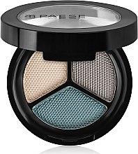 Parfumuri și produse cosmetice Fard de pleoape - Paese Opal Eyeshadows Trio Perl Silk