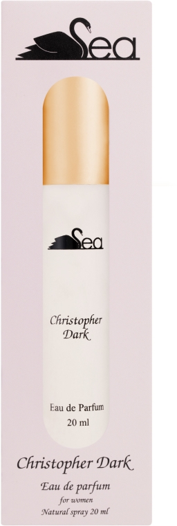 Christopher Dark Sea - Apă de parfum (mini) — Imagine N1