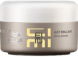 Parfumuri și produse cosmetice Pomadă pentru strălucirea părului - Wella Professionals EIMI Just Brilliant Shine Pomade
