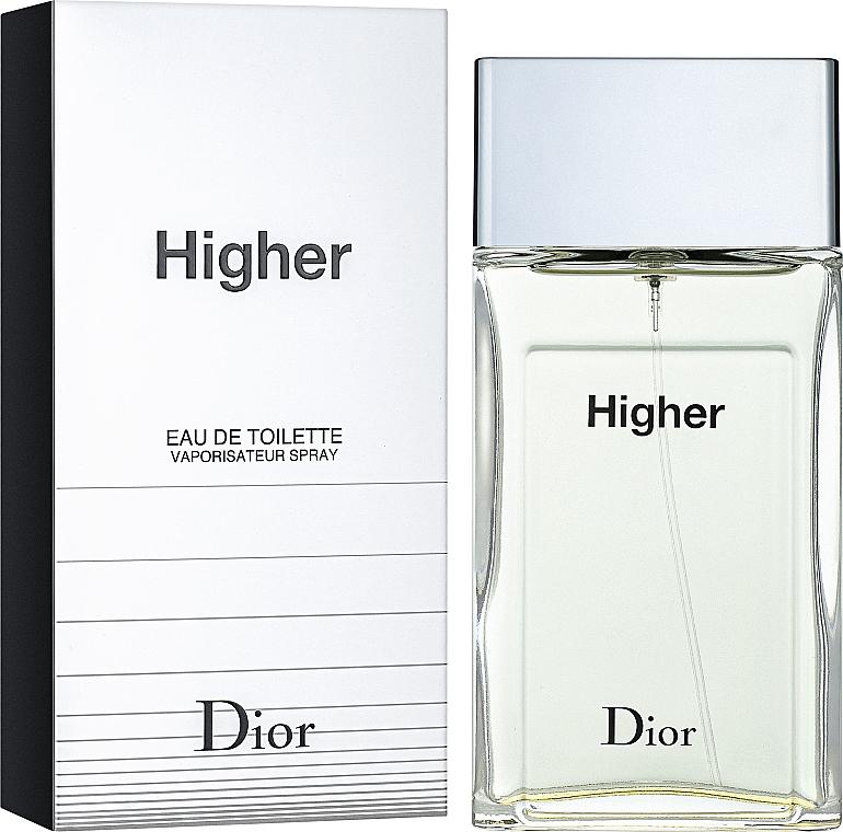 Dior Higher - Apă de toaletă — Imagine N2