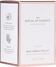 Parfumuri și produse cosmetice Ser facial - Rituals The Ritual Of Namaste Glow Anti-Aging Face Oil