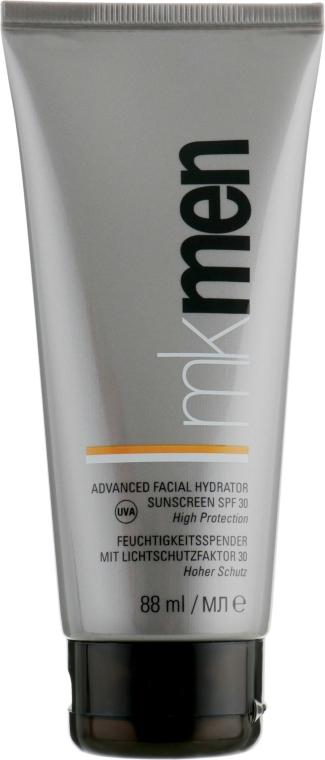 Cremă hidratantă pentru față - SPF 30 Mary Kay MKMen Advanced Facial Hydrator — Imagine N2