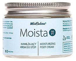 Parfumuri și produse cosmetice Cremă hidratantă pentru picioare - MiaCalnea Moisturizing Foot Cream