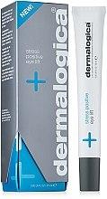 Parfumuri și produse cosmetice Cremă pentru pleoape - Dermalogica Daily Skin Health Stress Positive Eye Lift