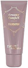 Parfumuri și produse cosmetice Bază pentru machiaj - Neve Cosmetics Creamy Comfort