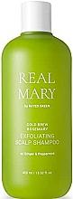 Parfumuri și produse cosmetice Șampon cu rozmarin - Rated Green Real Mary Exfoliating Scalp Shampoo