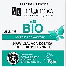 Parfumuri și produse cosmetice Săpun pentru igienă intimă - AA Intimate