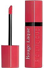 Ruj lichid de buze - Bourjois Rouge Laque Liquid Lipstick  — Imagine N2