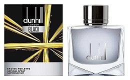 Parfumuri și produse cosmetice Alfred Dunhill Dunhill London Black - Apă de toaletă