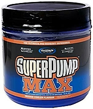 "Parfumuri și produse cosmetice Supliment multivitaminic ""Orange"" - Gaspari Nutrition SuperPump Max Orange"