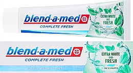 Parfumuri și produse cosmetice Pată de dinți - Blend-a-med Complete Fresh Extra White & Fresh