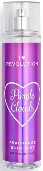 """Spray de corp """"Purple Clouds"""" - I Heart Revolution Body Mist Purple Clouds"""