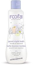 Parfumuri și produse cosmetice Produs pentru baie - Roofa Good Night Bath Gel