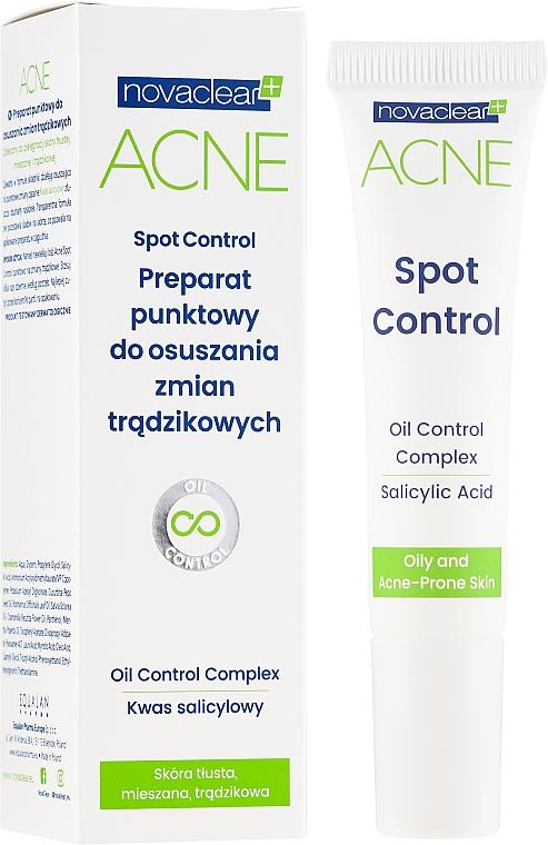 Remediu pentru acnee - Novaclear Acne Spot Control