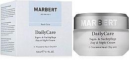 Parfumuri și produse cosmetice Cremă pentru ten uscat - Marbert Basic Care Daily Care